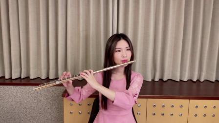 艾辰《错位时空》- 长笛演奏版 杨安莉 - 保尔莫莉亚亚洲新锐长笛代言人