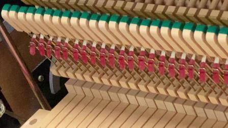 2001年二手钢琴卡哇伊k30 2428210