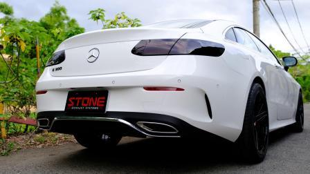 Mercedes Benz C238 M264 E300 (GPF&OPF) / Stone Turbo-back