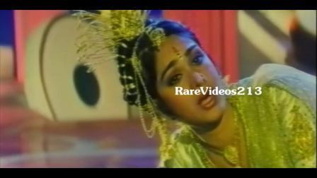 【印度舞神】Meenakshi Sheshadri在Damini中被删减的歌舞片段