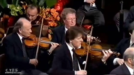 Plappermaulchen Polka schnell Op 245喋喋不休快速波尔卡 - 02年维也纳新年音乐会 指挥小泽征尔(C Y试音)
