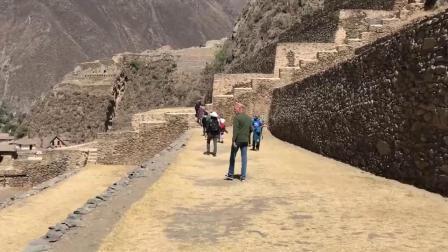 秘鲁奥扬泰坦博十大巨石奇迹