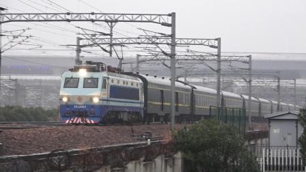 【2021.01.22】[沪昆线][杭州东站附近] K71次 SS82002