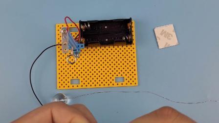 地震报警器科技小制作视频