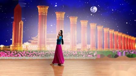 南方晚霞舞蹈《灯火里的中国》编舞:李夏辉