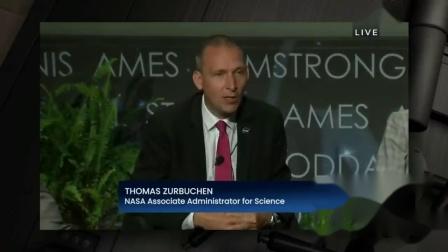 2021年6月2日,NASA局长解答关于未知航空现象的问题