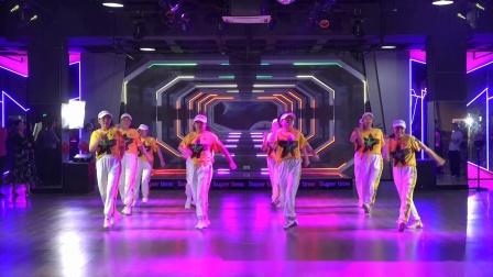19.曳步舞 (夜漫长) (群星城曳步舞团队) 表演