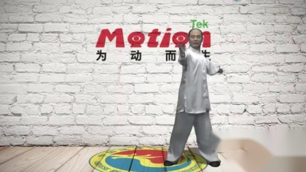 健身气功-大舞(雷斌)腾讯视频