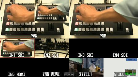 Roland V-60HD 视频导播切换台入门教学视频