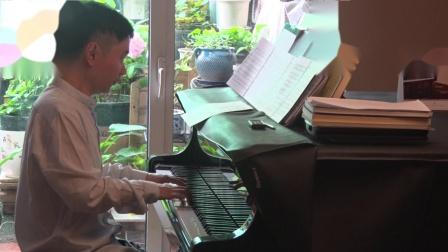 沈文裕演奏巴赫《赋格的艺术》对位曲14 BWV1080,19 (未完成)