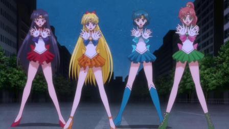 【美少女战士Crystal】水手金星变身&攻击合集