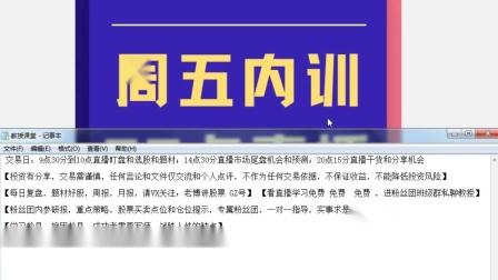 股票解盘k线图基础知识 (34)