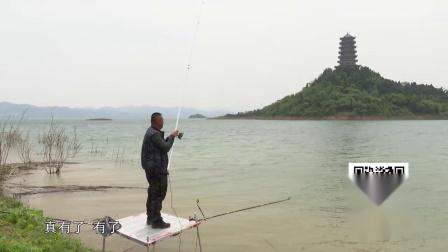 《游钓中国》第七季第12集 寻钓太子岛 师徒齐上阵