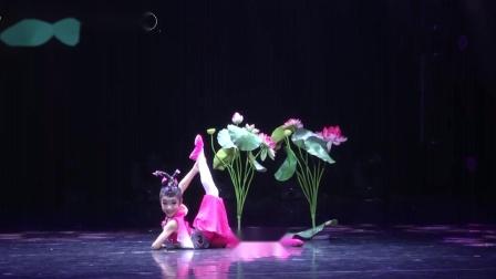2019小舞蹈家一期少儿舞蹈比赛校园舞蹈表演全系列之出水莲