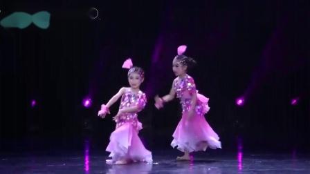 2019小舞蹈家一期少儿舞蹈比赛校园舞蹈表演全系列之鱼儿乐