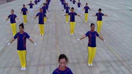 完美十二套快乐舞步健身操完整版