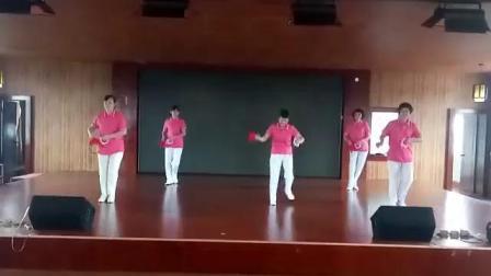 初学者wpy健身球操《採茶舞》