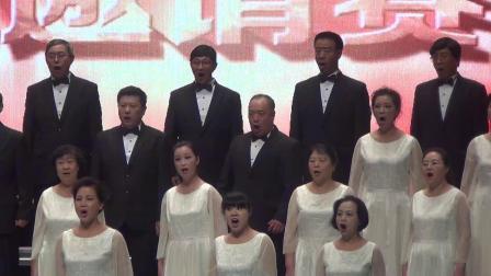 辽宁群艺馆群星合唱团银川演出1太行山上,2黑龙江