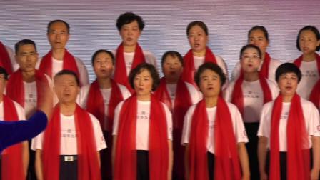 合唱《中国中国.鲜红的太阳永不落》.MTS