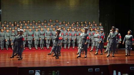 红军战士想念毛泽东(彩排内部专用)