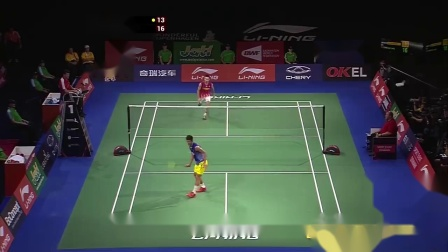 Badminton Highlights - Lee Chong Wei vs Chen Longs
