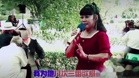 豫剧选段【当初他甜言蜜语将我骗】
