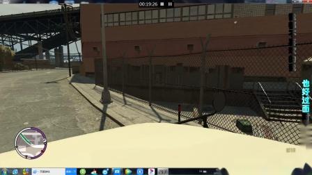 GTA4警察客运6号车 城市警局—监狱警局