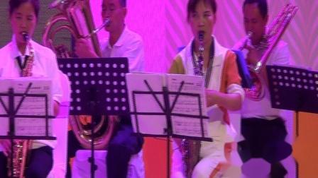 绵竹市管乐团次中音萨克斯独奏(美丽的草原我的家)我就是我,2021.6.11.