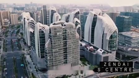 中国几个十亿M元的项目