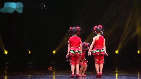 2019小舞蹈家一期少儿舞蹈比赛校园舞蹈表演全系列之小辫子妞妞