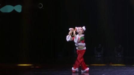 2019小舞蹈家一期少儿舞蹈比赛校园舞蹈表演全系列之虎妞妞
