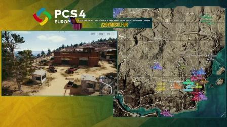 【绝地求生PUBG】 20210613_PCS4洲际赛 _欧洲赛区_MATCH 1_VP Win