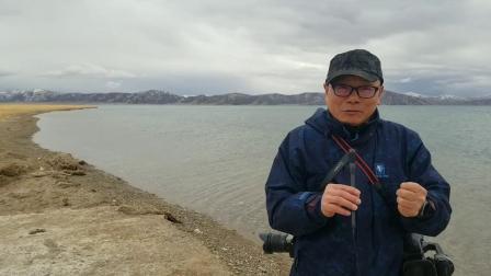 47_青海花石峡西北16公里处的冬格措纳湖,最近的口子下去,触摸湖水