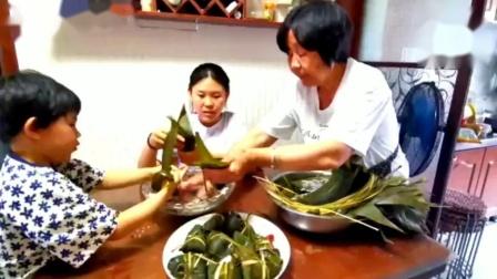 视频:粽情端午节