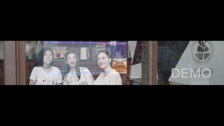 信义玻璃4D展示片