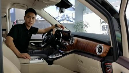奔驰V260L尊贵加长版商务车 奔驰V260L豪华改装多少钱