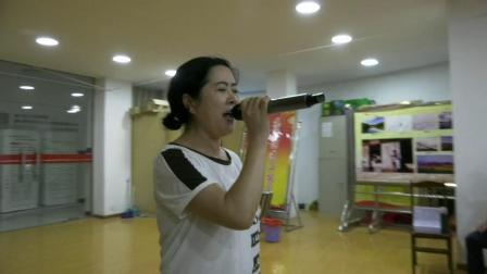 荃荃-女声独唱《再唱山歌给党听》