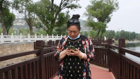安宁走基层:端午节,庆都山美景吸引众多游人.mpg