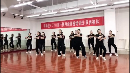 YOYO流行舞(2021.6)1-2级—榆林师资班.mpg