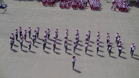 《队列 广播体操》比赛 五年九班 岫光小学庆祝建党一百周年暨第十六届艺术节