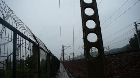 震撼三纵横 中国三大铁路干线高燃混剪