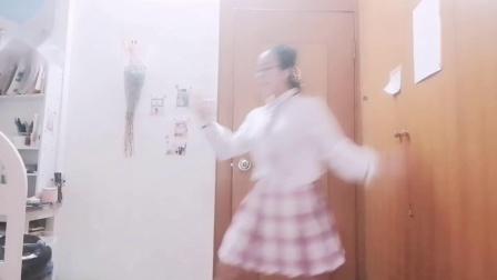 【宅舞胖次】触摸天空