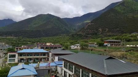 25_米林县索松村已成自驾看南迦巴瓦峰食宿之地,村子情况