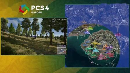 【绝地求生PUBG】 20210613_PCS4洲际赛 _欧洲赛区_MATCH 4_RL Win