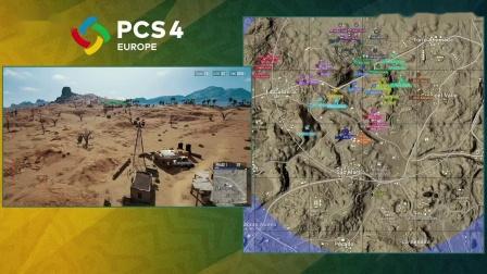 【绝地求生PUBG】 20210614_PCS4洲际赛 _欧洲赛区_MATCH 1_VP Win