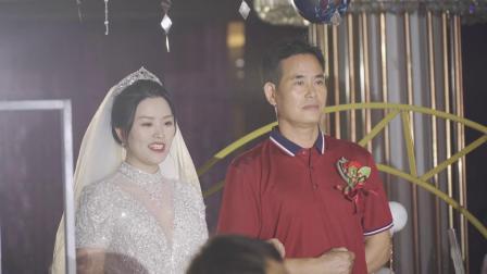 华美婚礼策划 | 2021.05.22 婚礼宴会1 | 诺唯影视