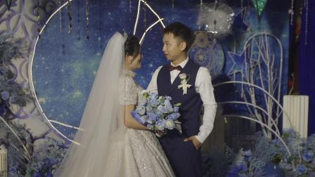 华美婚礼策划 | 2021.05.22 婚礼迎宾 | 诺唯影视