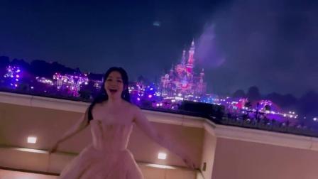 张靓颖上海迪士尼度假区