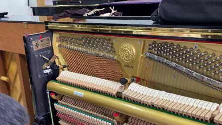 91年二手钢琴卡哇伊kd50s 2038154