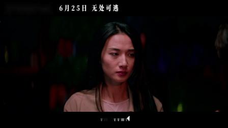 """反家暴悬疑犯罪片《完美受害人》""""罪无可逃""""版预告片"""
